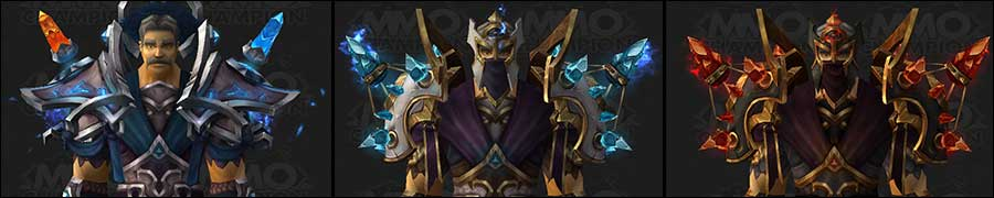 6.0 WARLORDS OF DRAENOR. МАГ. СЕТ Т17